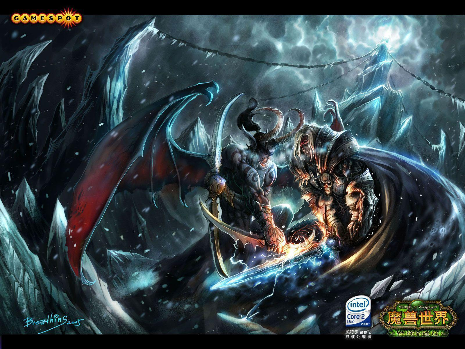 Nice World of Warcraft Wallpapers