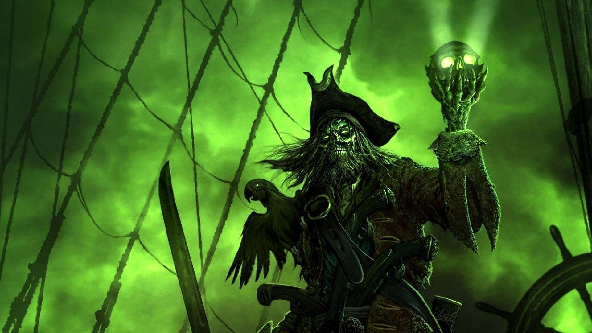 Green Skull Wallpapers 14135 HD Wallpapers