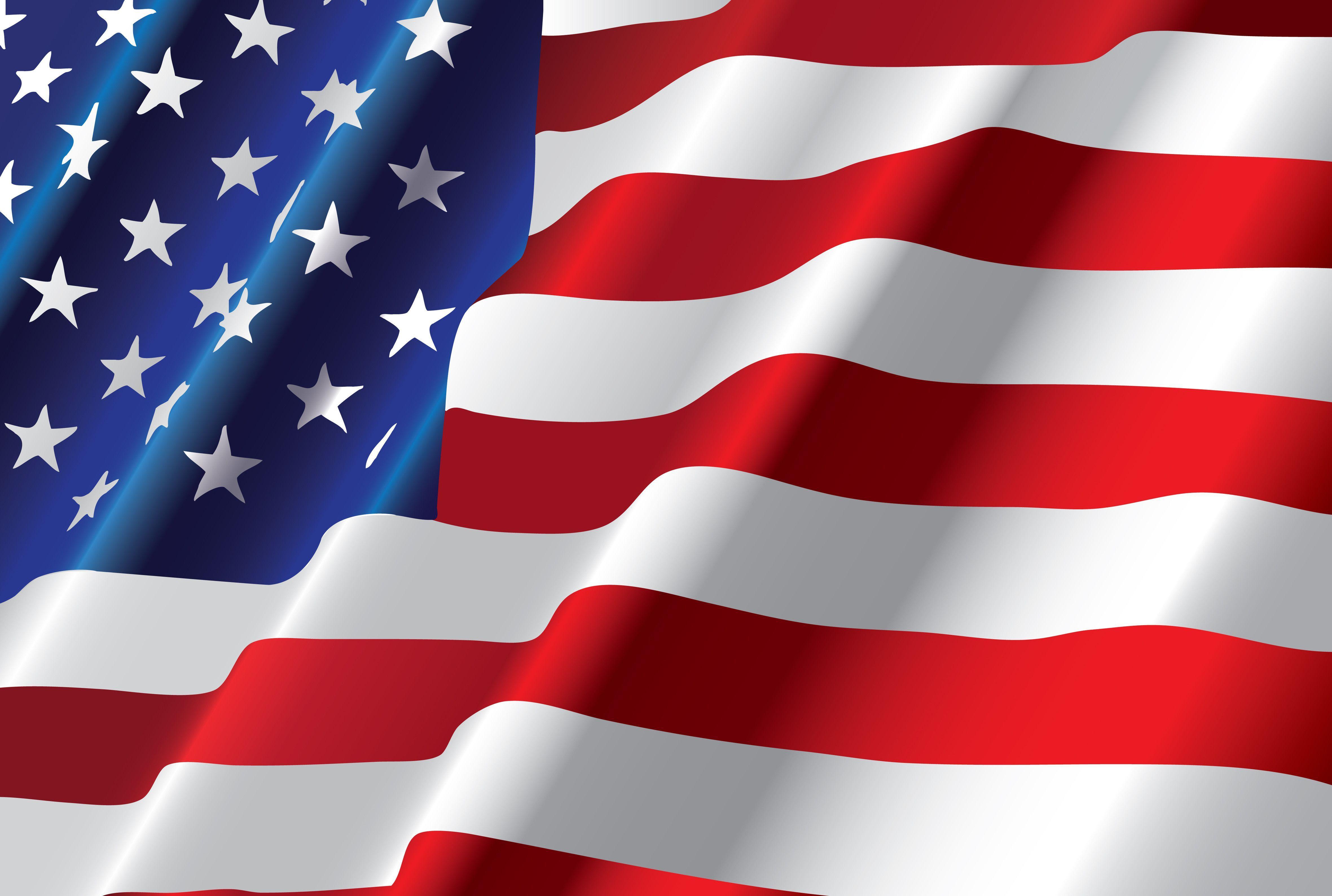 american flag - photo #11