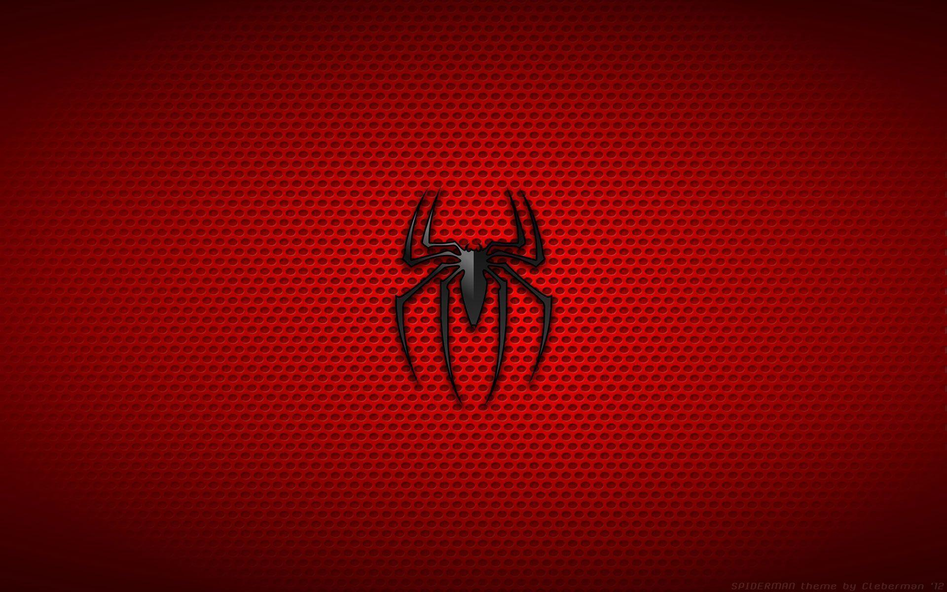 Spiderman Logo Iphone Wallpaper