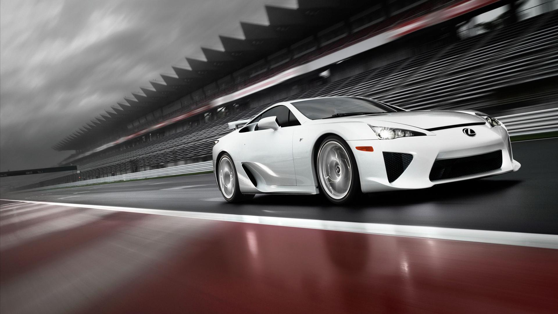 Hd Lexus Car Desktop Backgrounds Widescreen and HD background ...