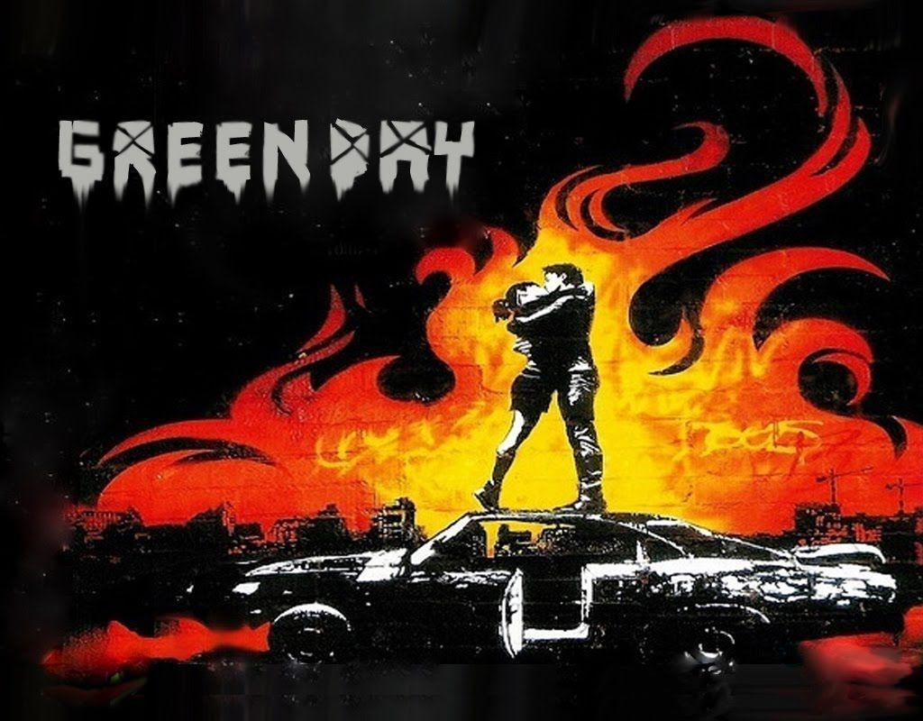 Tami Holman: green day backgrounds