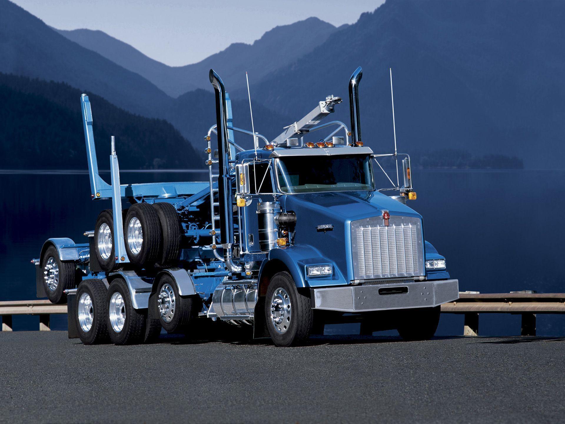 Kenworth - Trucks Wallpaper