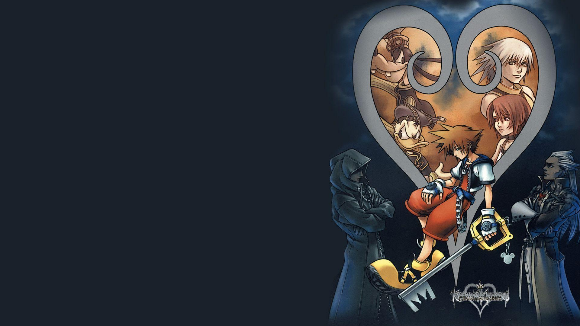 kingdom hearts background - photo #11