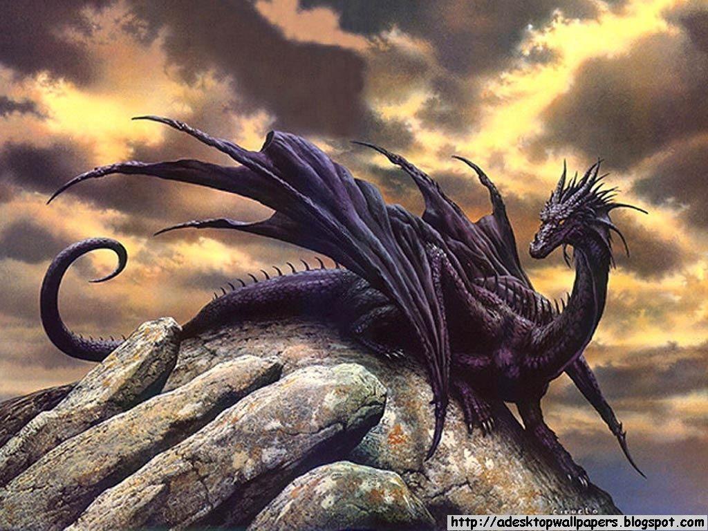 Free Dragon Desktop Wallpapers ...