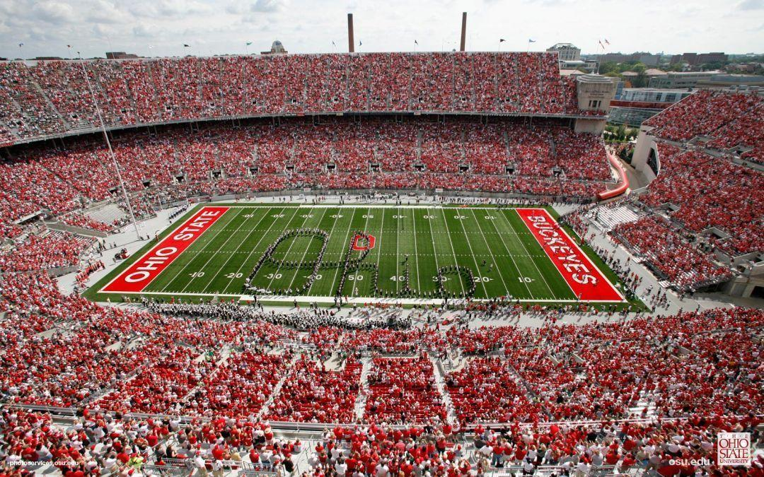 ohio state stadium wallpaper