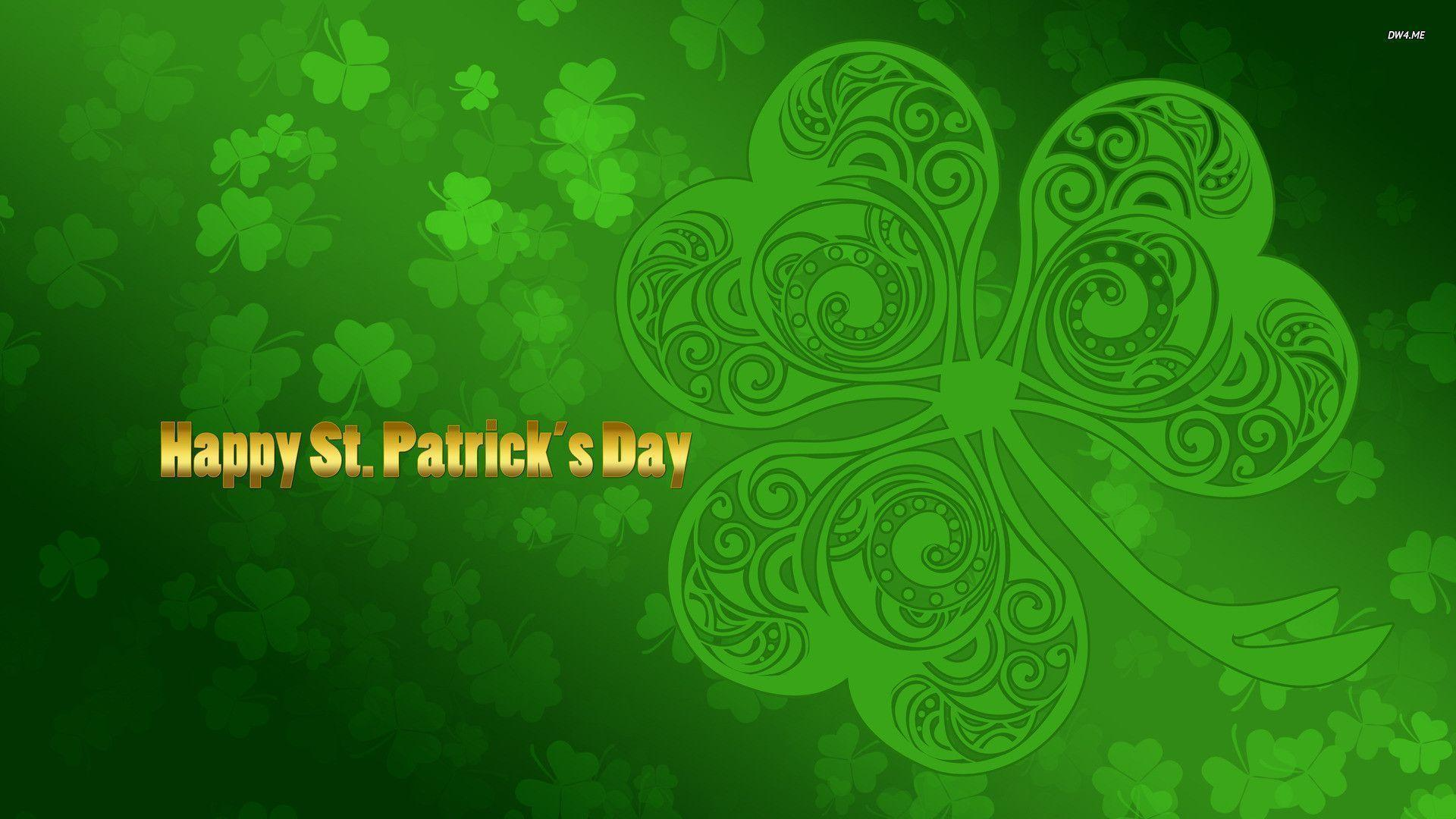 Happy Saint Patrick's Day wallpaper - Holiday wallpapers - #