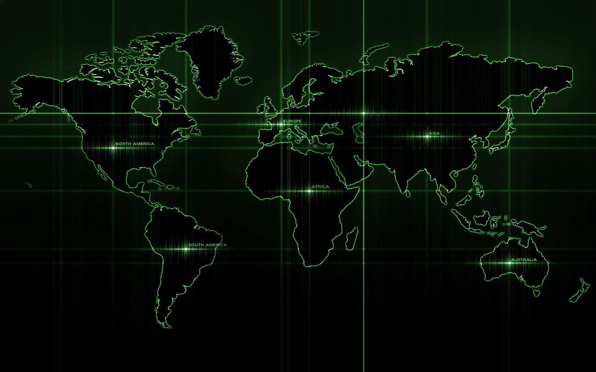 World Map Wallpapers Wallpaper Cave - World map wallpaper south africa