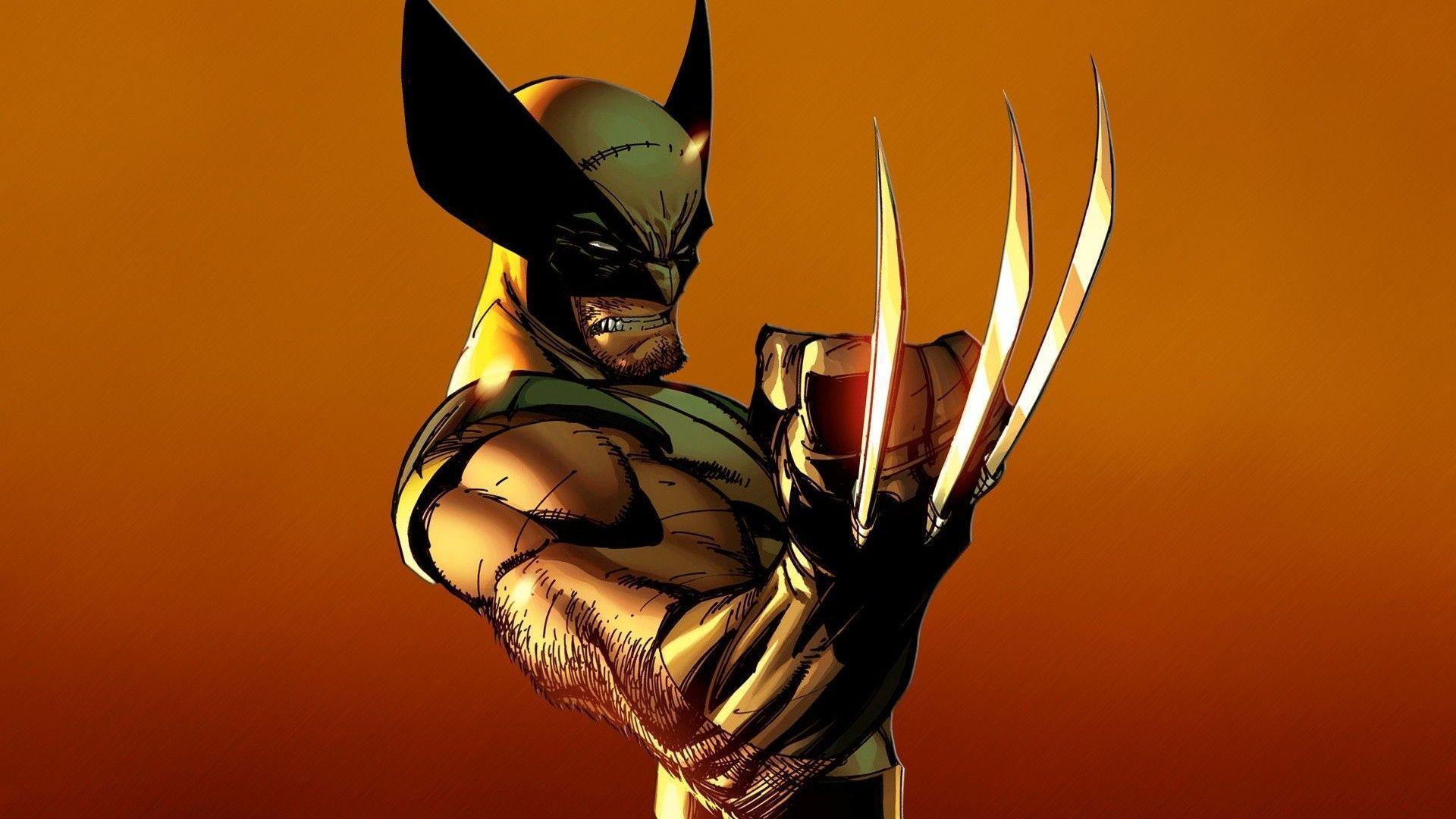 Wolverine Marvel Wallpapers - Wallpaper Cave
