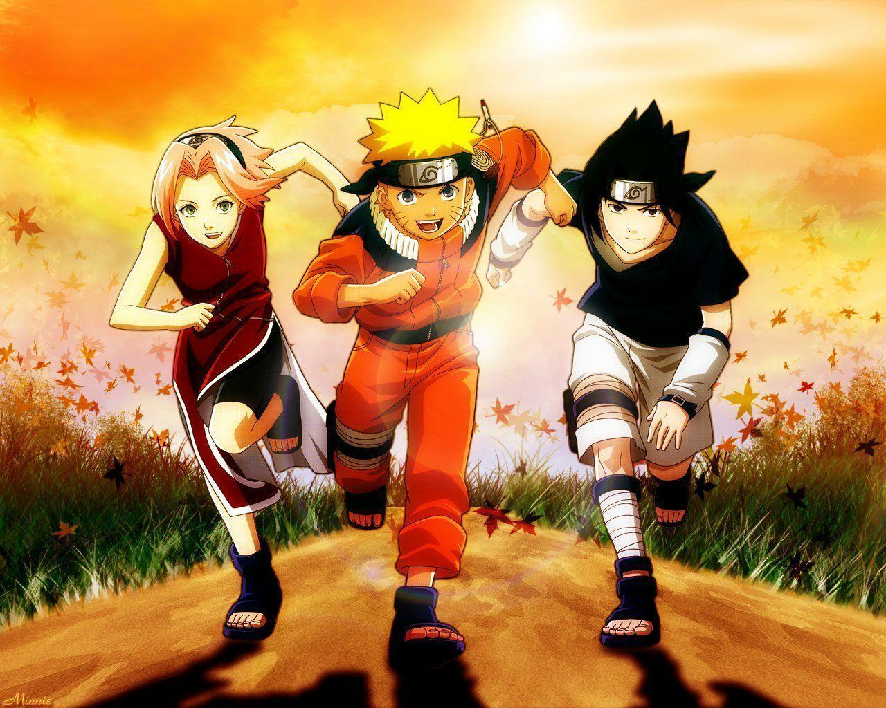Naruto Team 7 Wallpapers Wallpapers