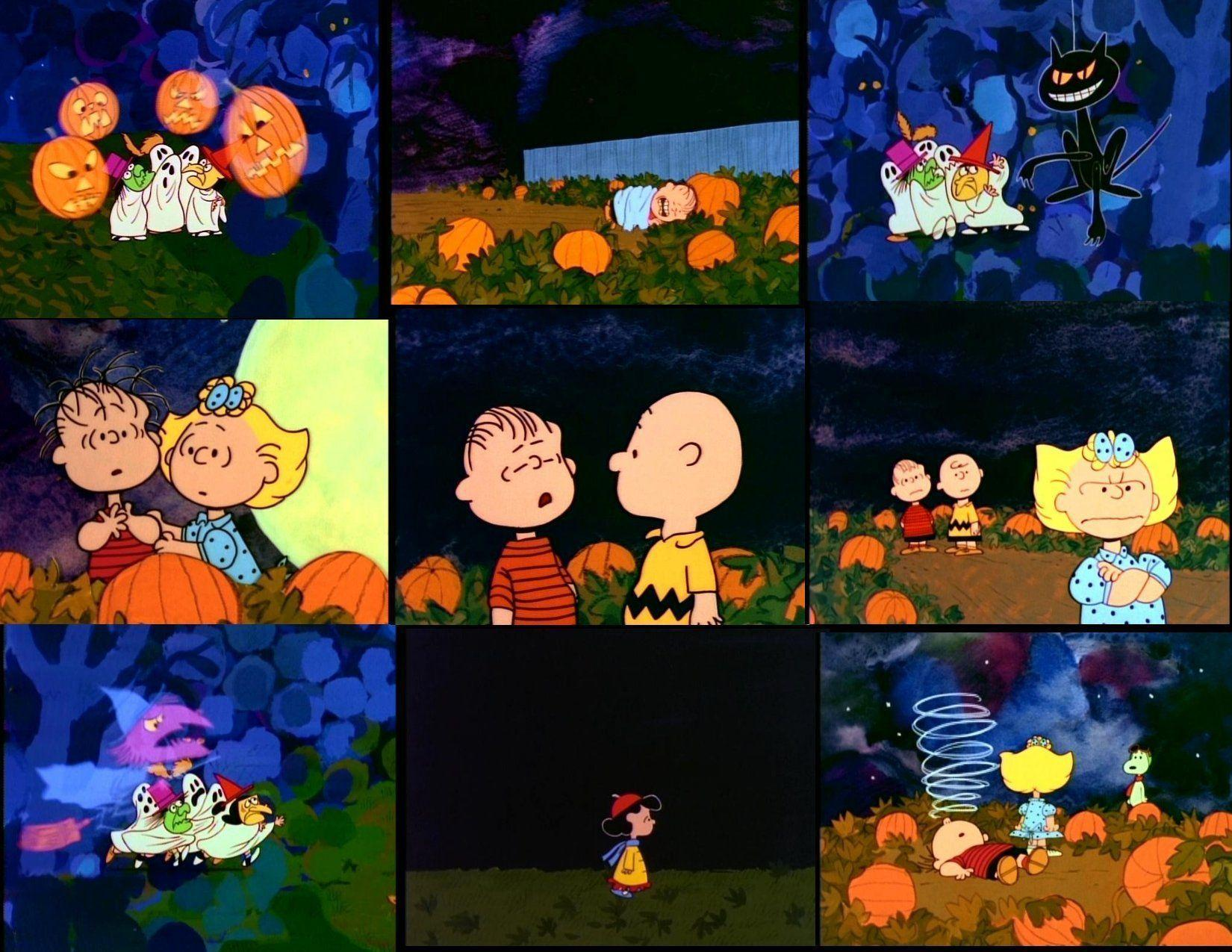 Halloween Wallpapers Charlie Brown HD Wallpapers Pictures