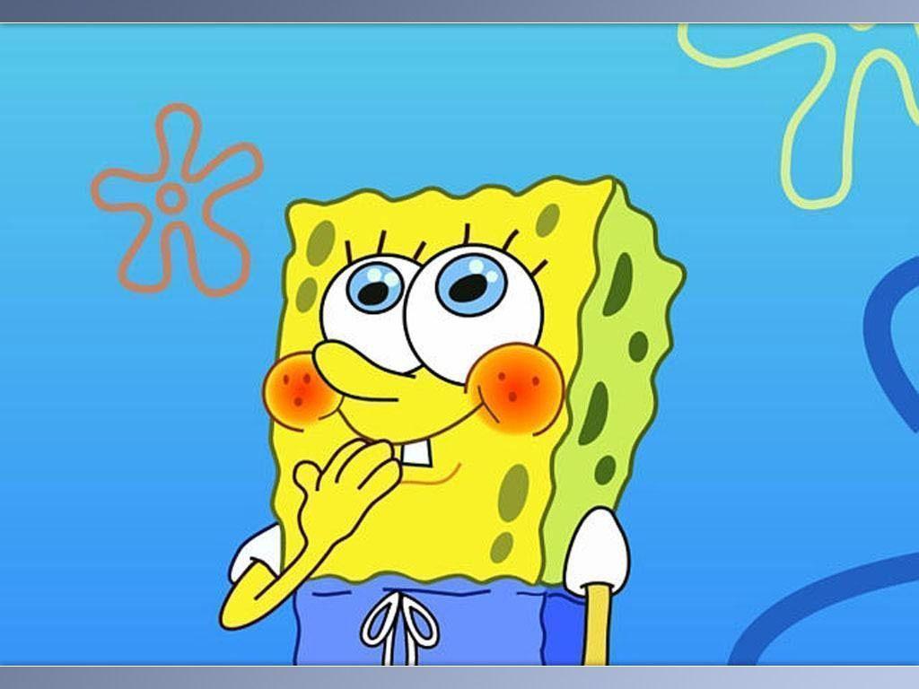 Spongebob Squarepants Zoom Background 4