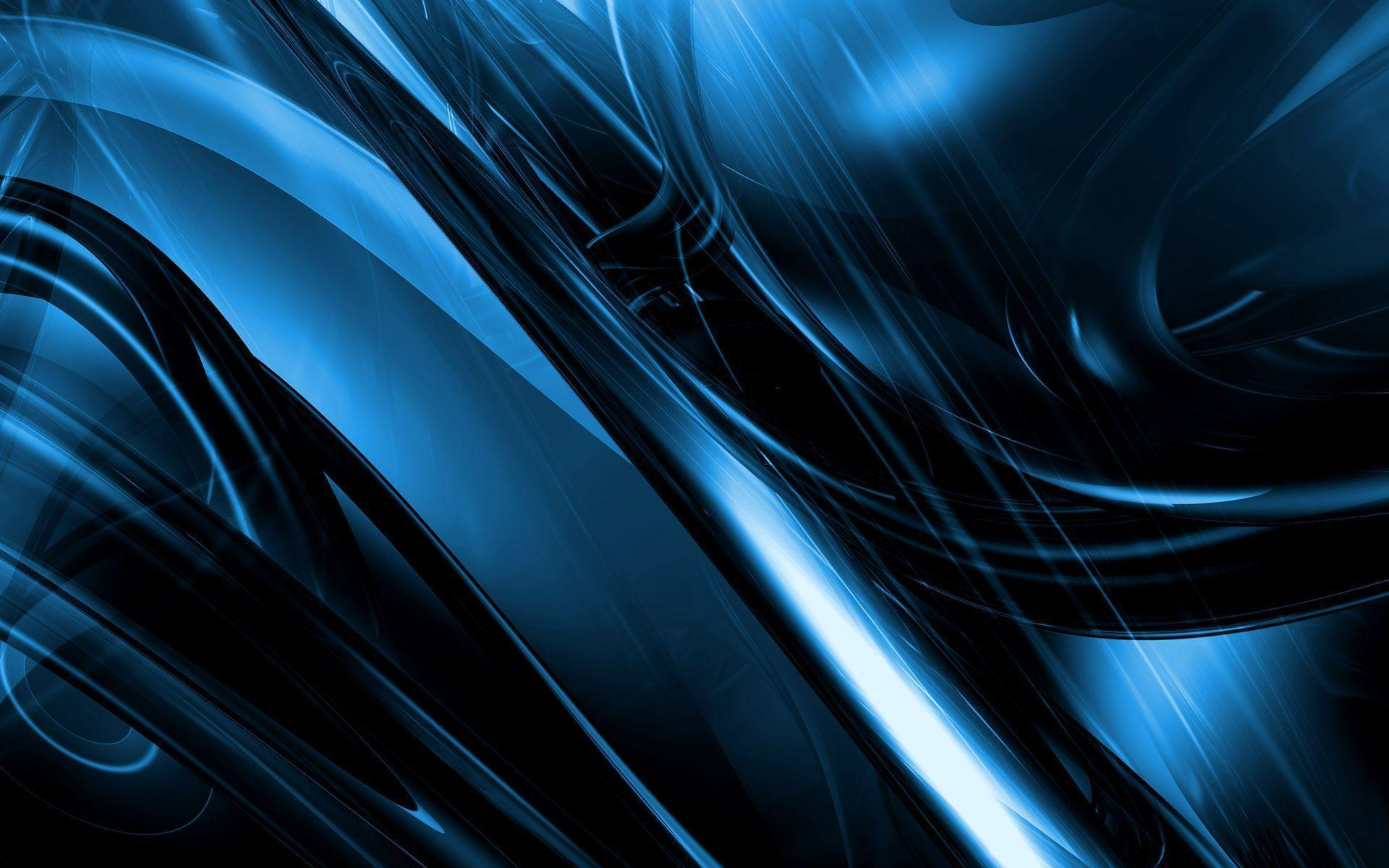 Wallpapers For > Abstract Blue Wallpapers
