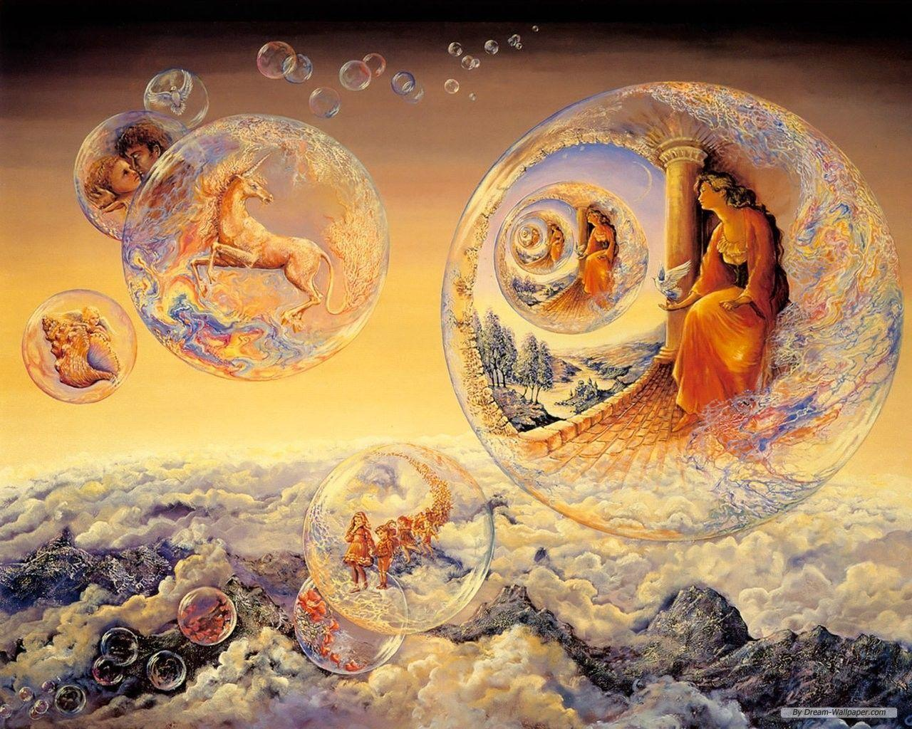 Josephine Wall Wallpapers - Wallpaper Cave
