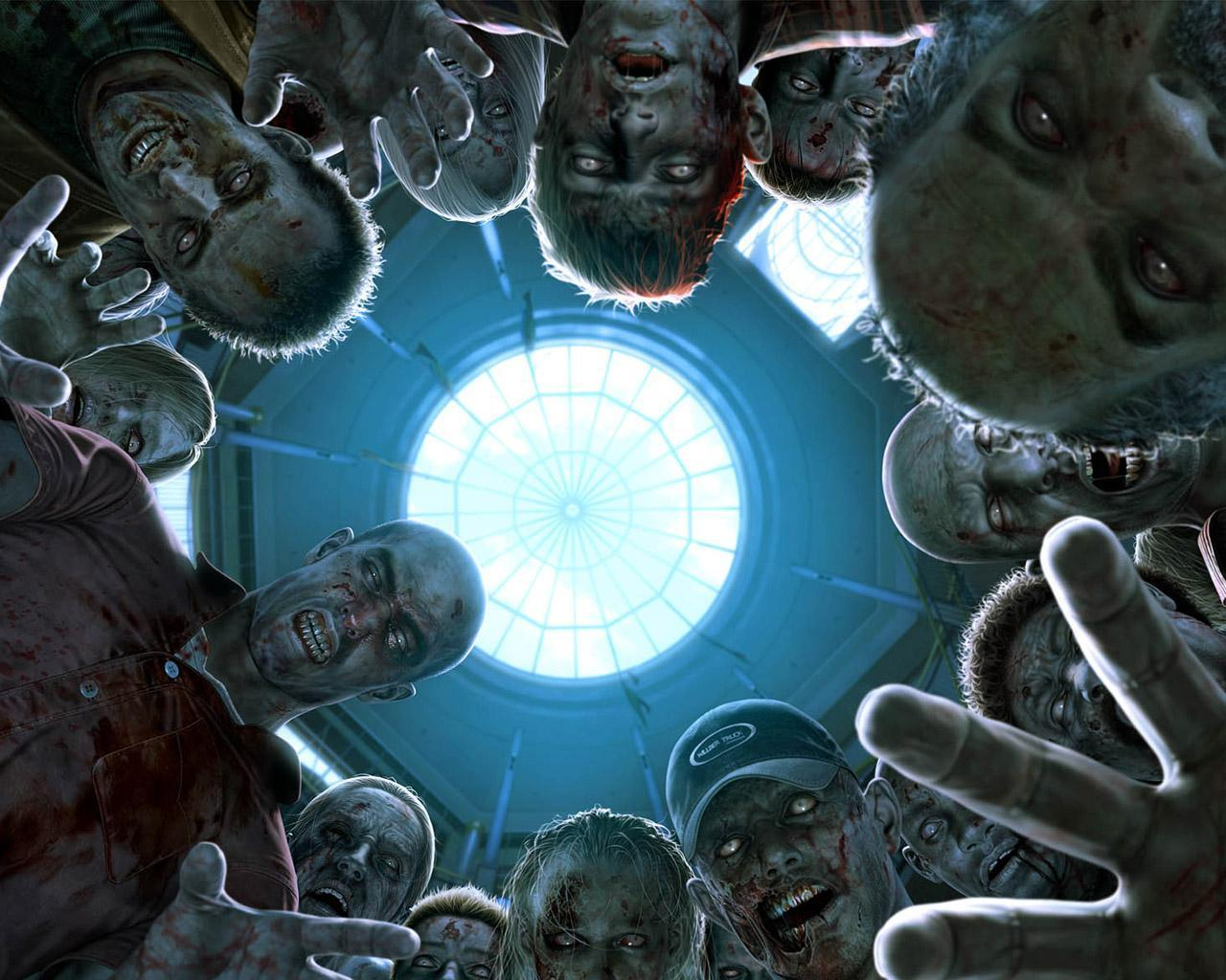 Cool Zombie Games HD Wallpaper 15 - Hd Wallpapers
