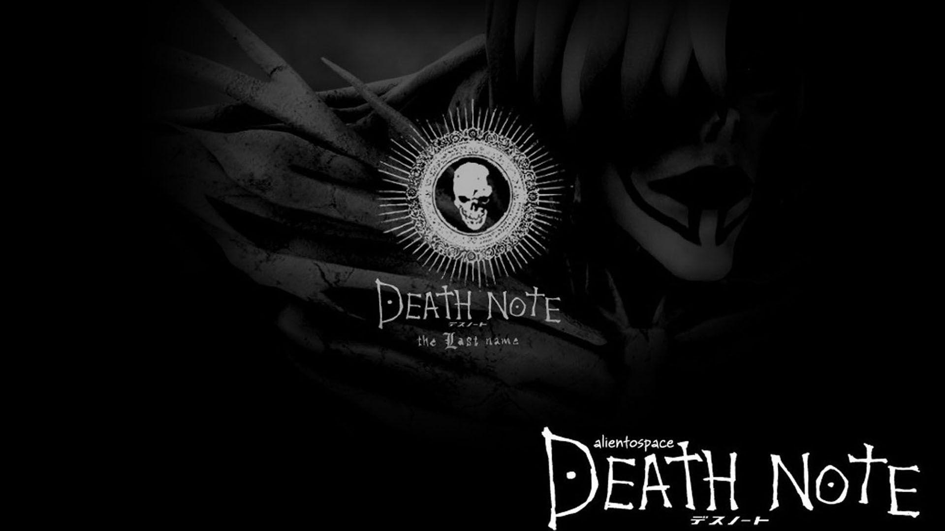 Death note wallpaper - Taringa!
