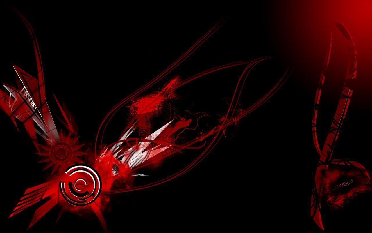 red and black wallpapers 7 32090 backgrounds XyfM