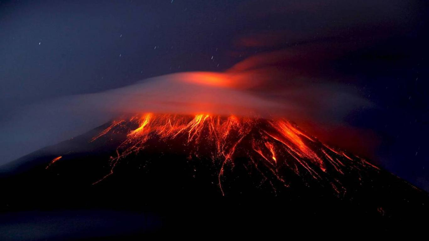volcano eruption wallpaper hd -#main