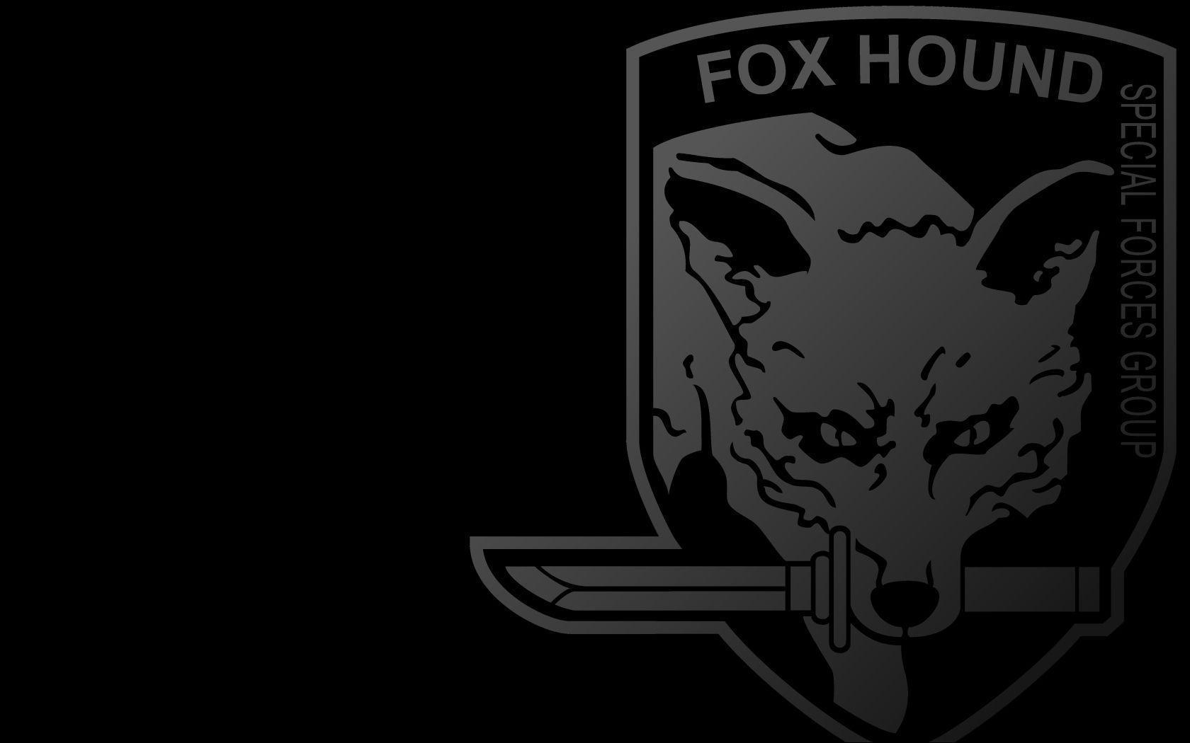 Images For > Metal Gear Solid Foxhound Wallpaper