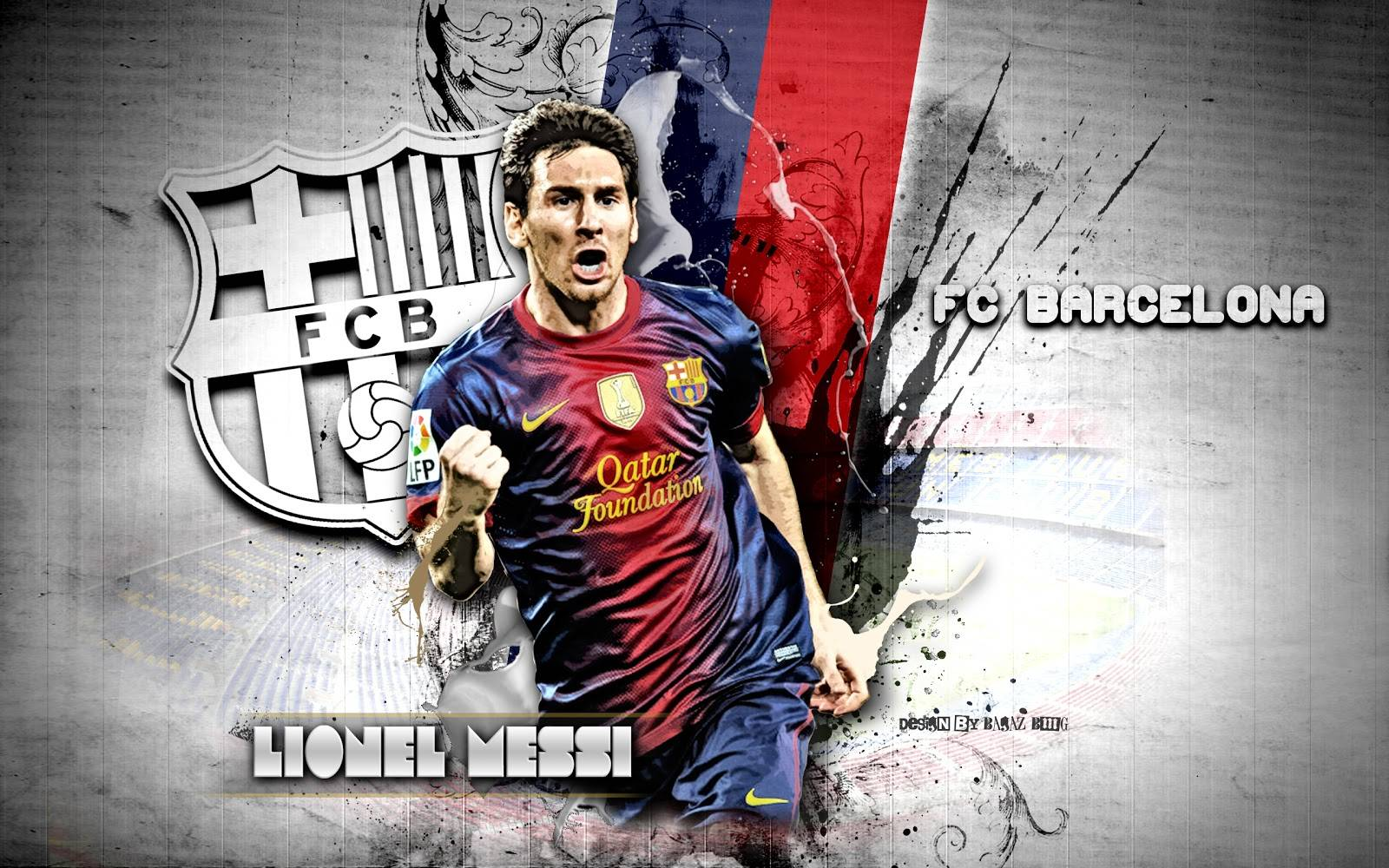 Wallpapers For > Messi Wallpaper 2014 Hd