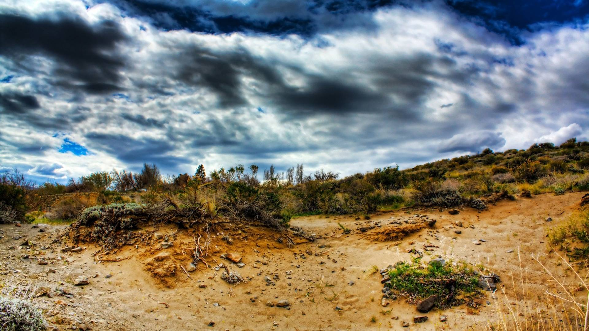 HDr Backgrounds - Wall...