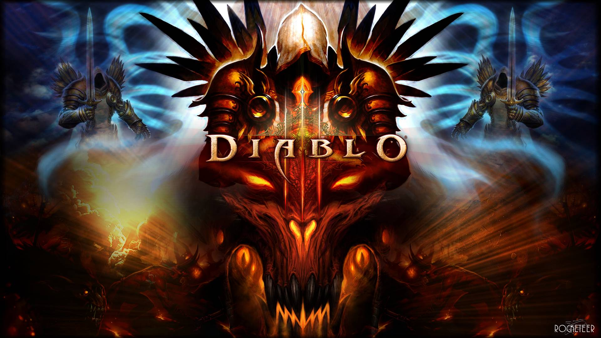 Pix For > Diablo 3 Wallpaper Hd 1920x1080