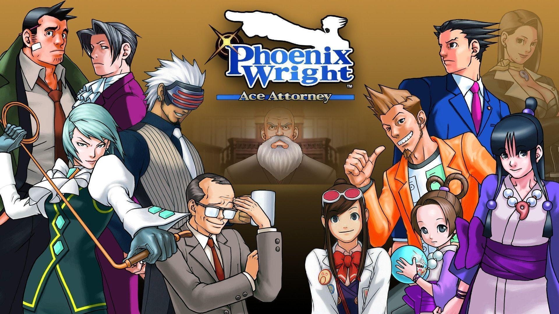 Phoenix Wright Anime