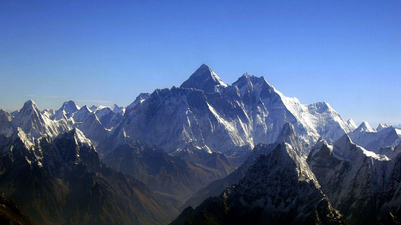 Images For > Mount Everest Wallpaper 1920x1080