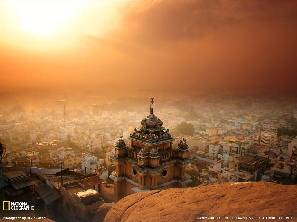 Rock Fort Picture, India Wallpaper -- National Geographic Photo of ...