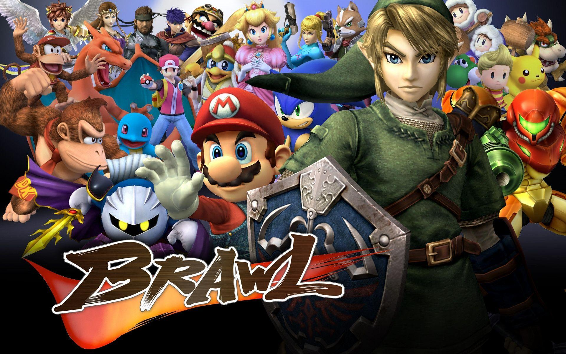 Super Smash Bros. Brawl Wallpapers