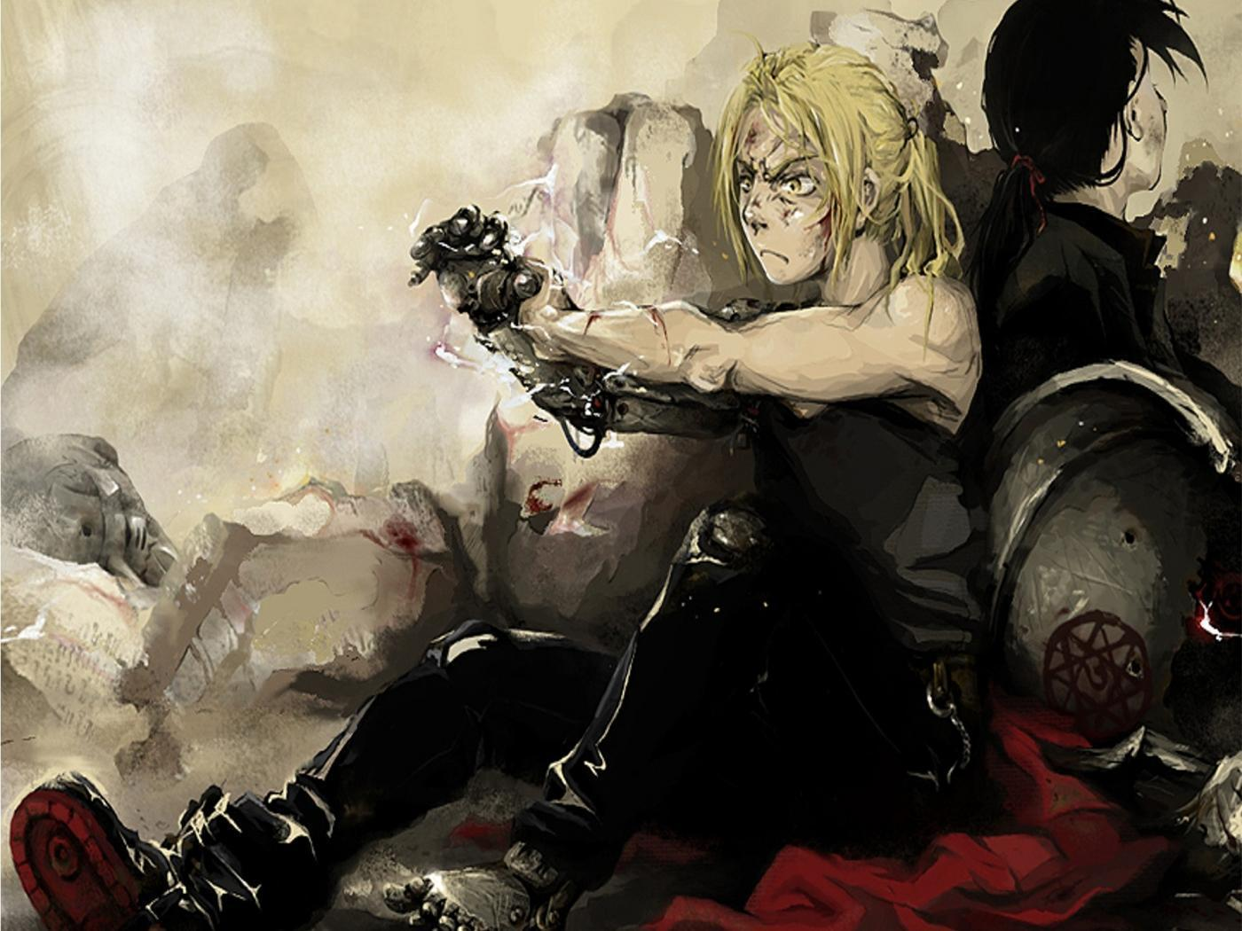 Edward Elric in HD Wallpapers
