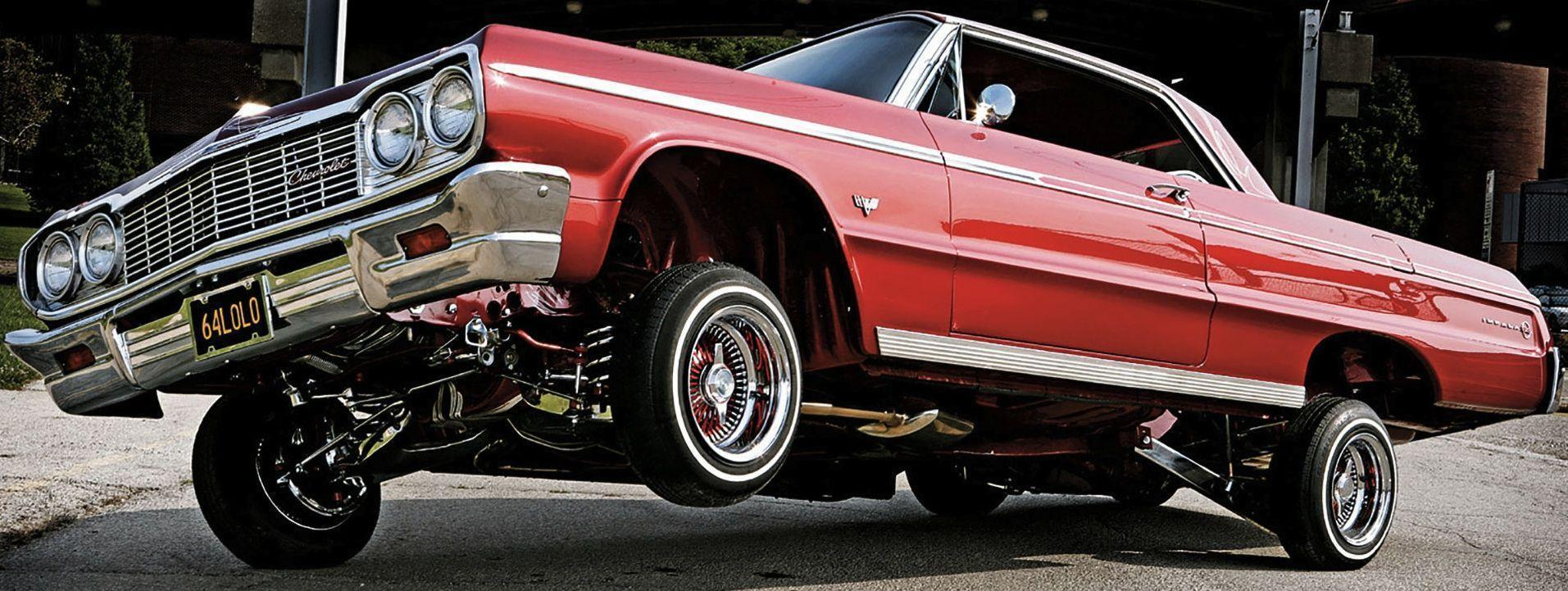 Animals For > 1964 Chevy Impala Lowrider Wallpaper