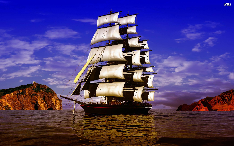 Pirate ship iphone wallpaper - photo#51