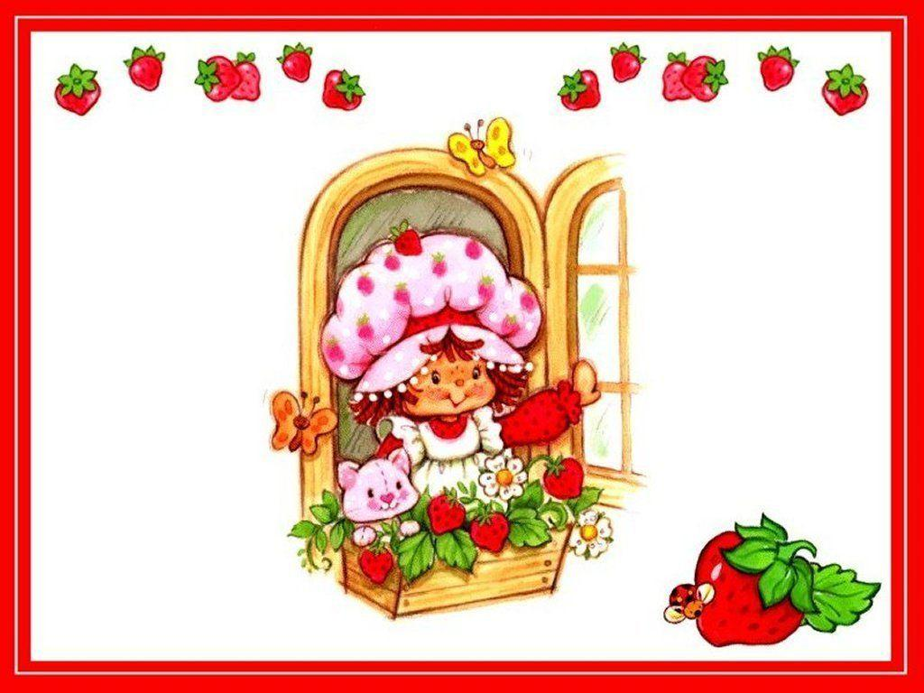 strawberry shortcake wallpapers wallpaper cave