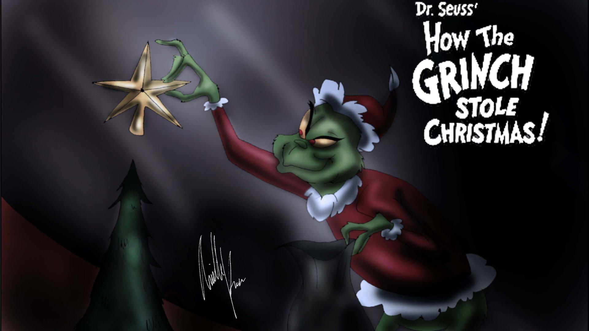 grinch wallpapers hd - photo #16