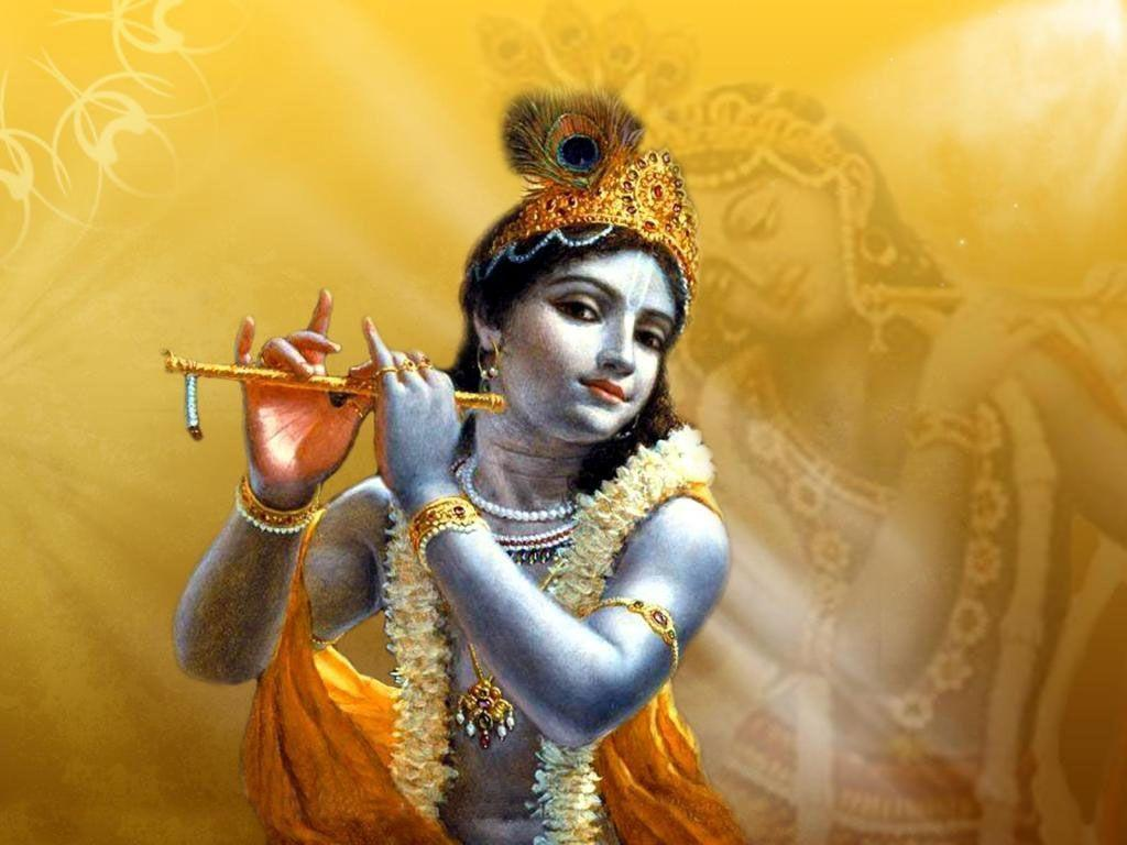 Wallpapers For > Krishna Animated Wallpapers Hd