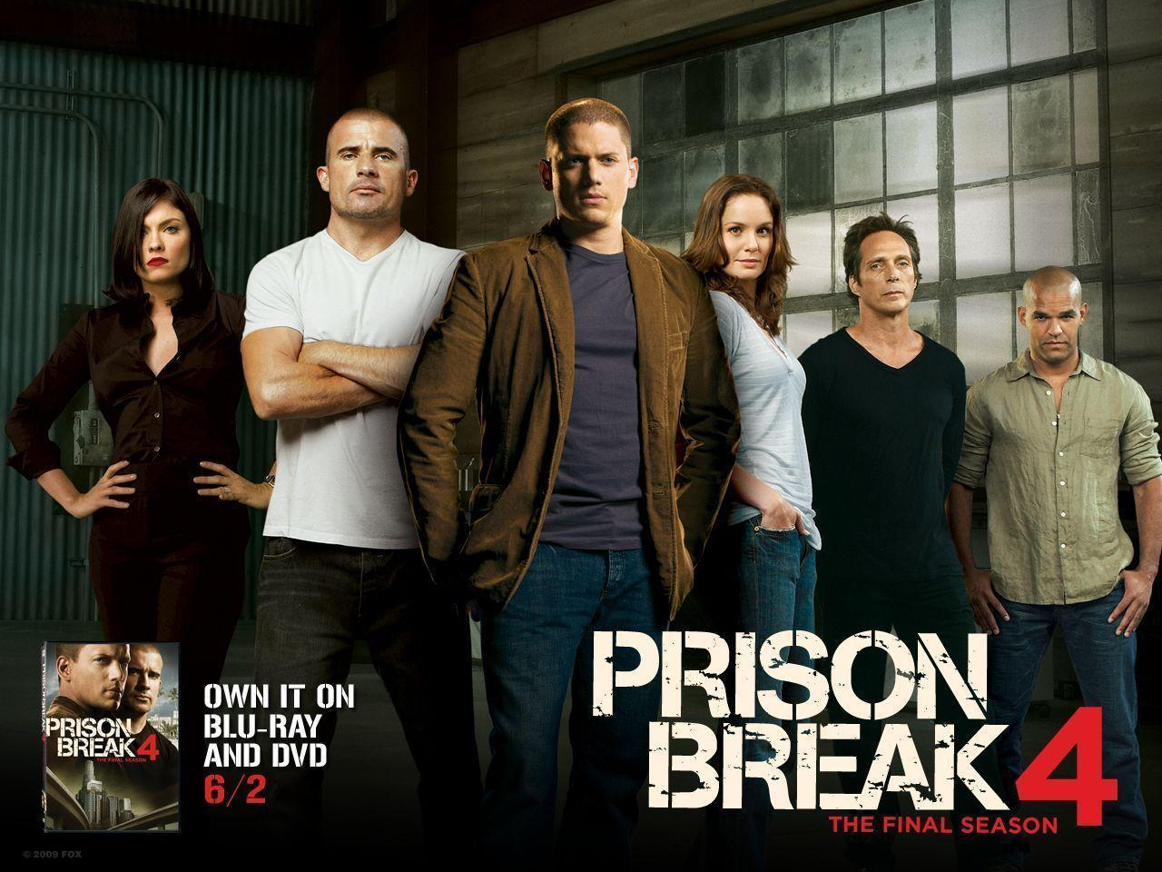 Prison Break Season 4 Wallpapers Wallpaper Cave