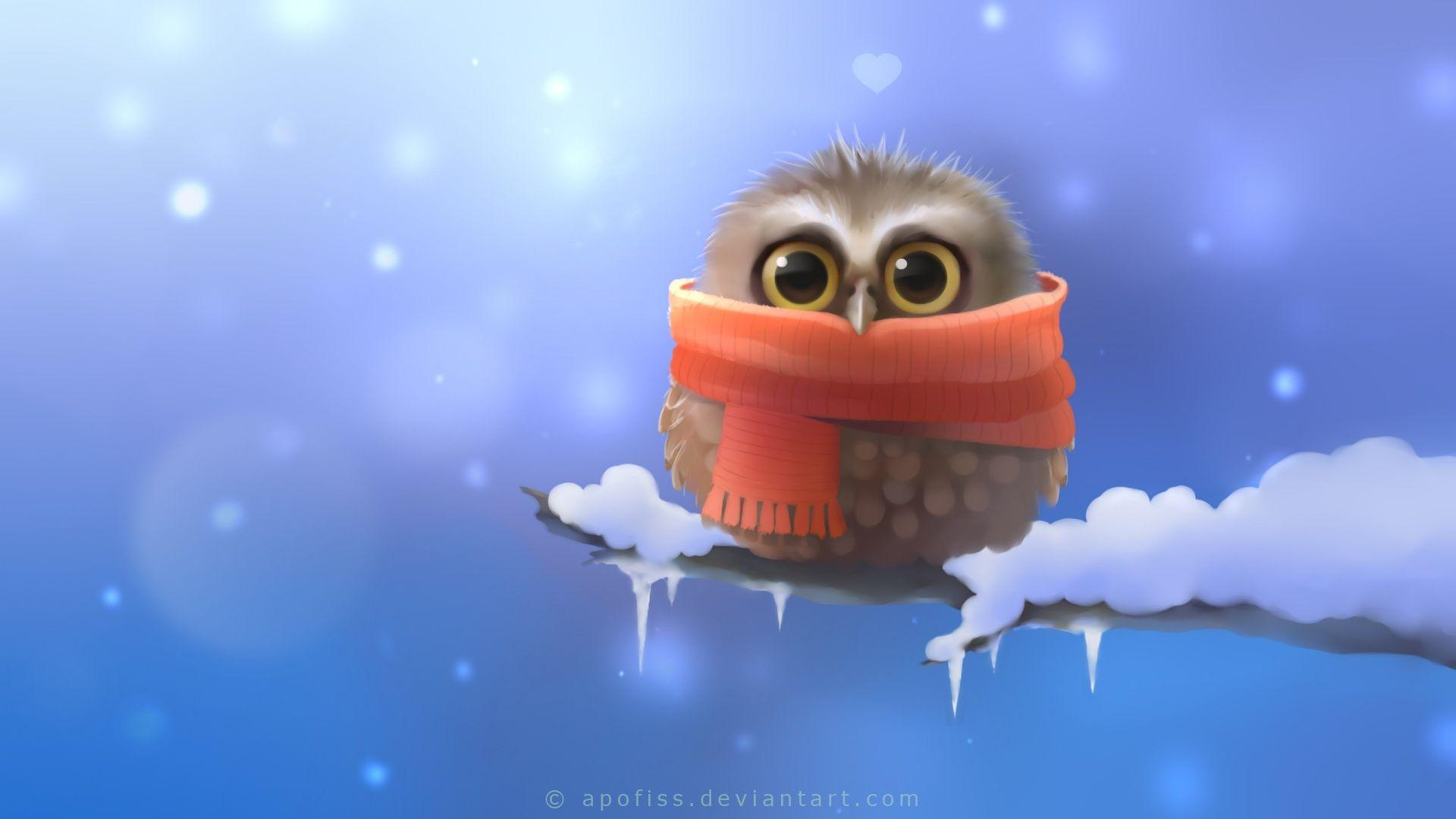 Cute Owl Wallpapers | HD Wallpapers