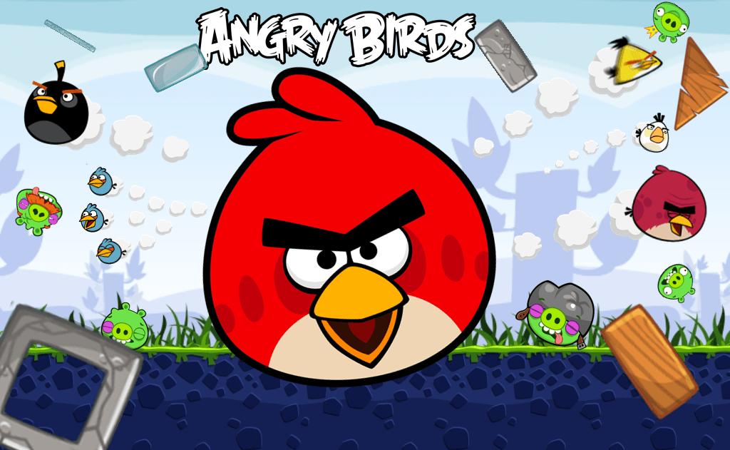 Angrybird Wallpaper