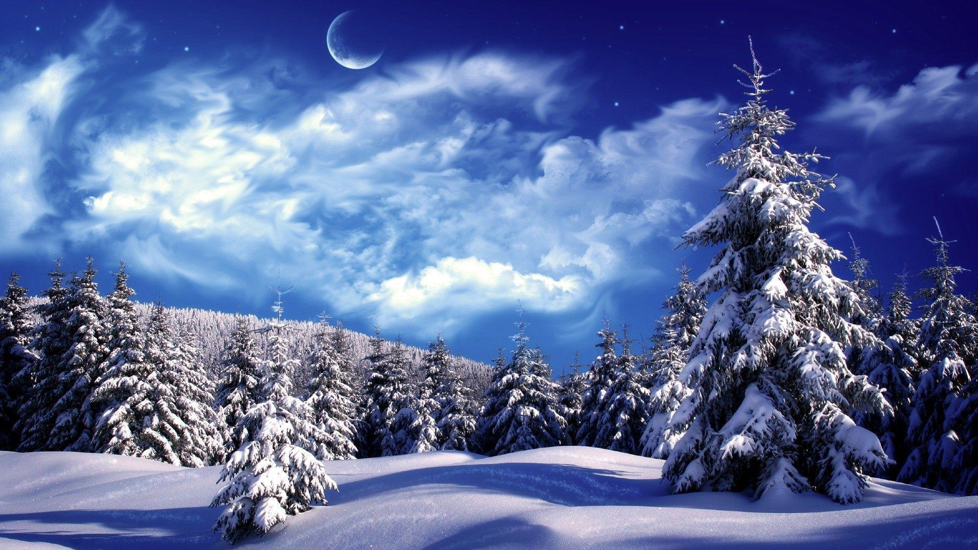 Winter Snow Wallpapers 28 Backgrounds