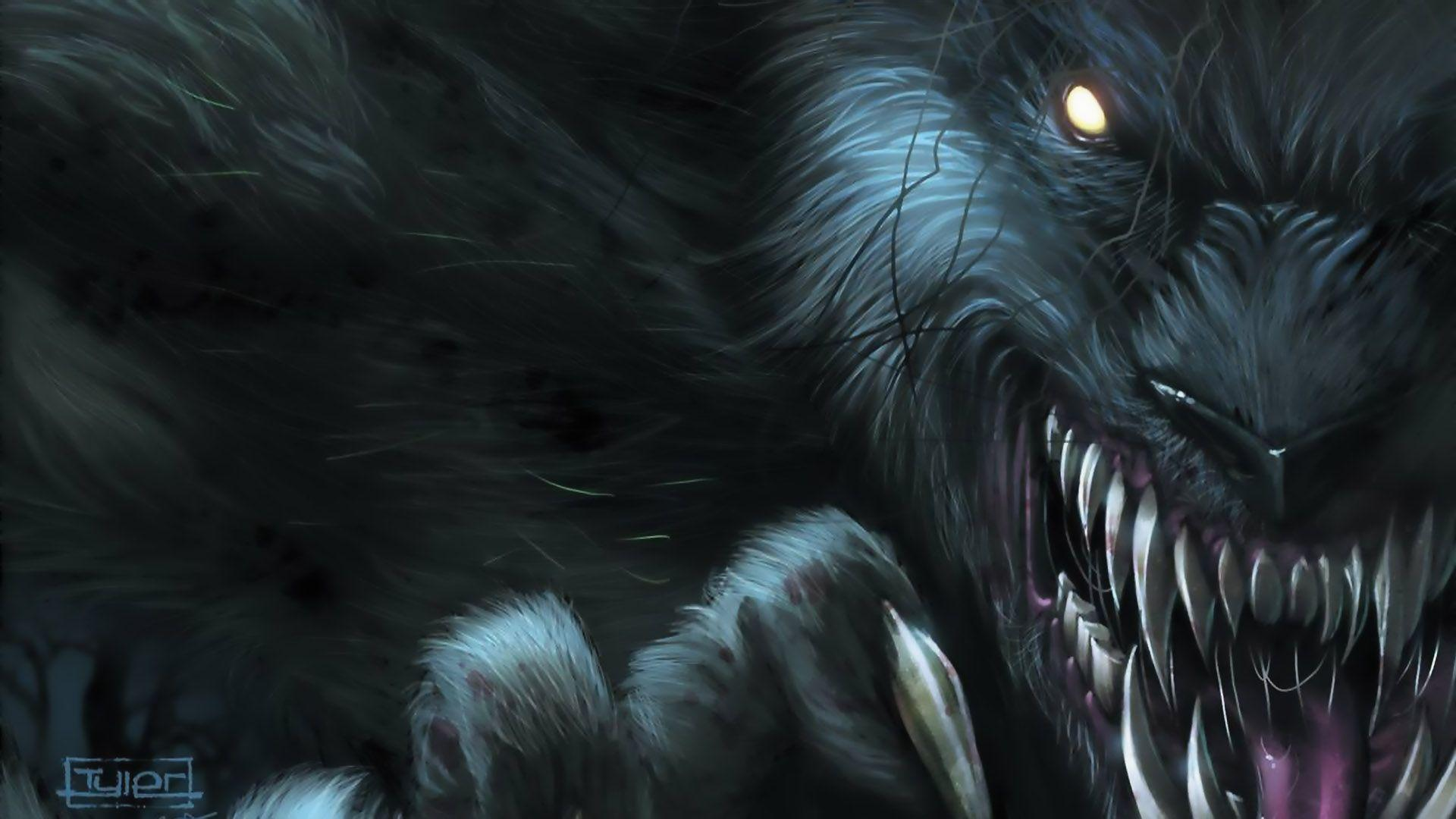 ancient werewolf wallpaper - photo #29