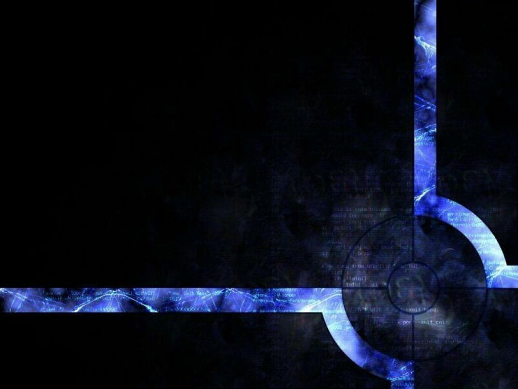 Wallpapers For > Blue Abstract Art Wallpapers