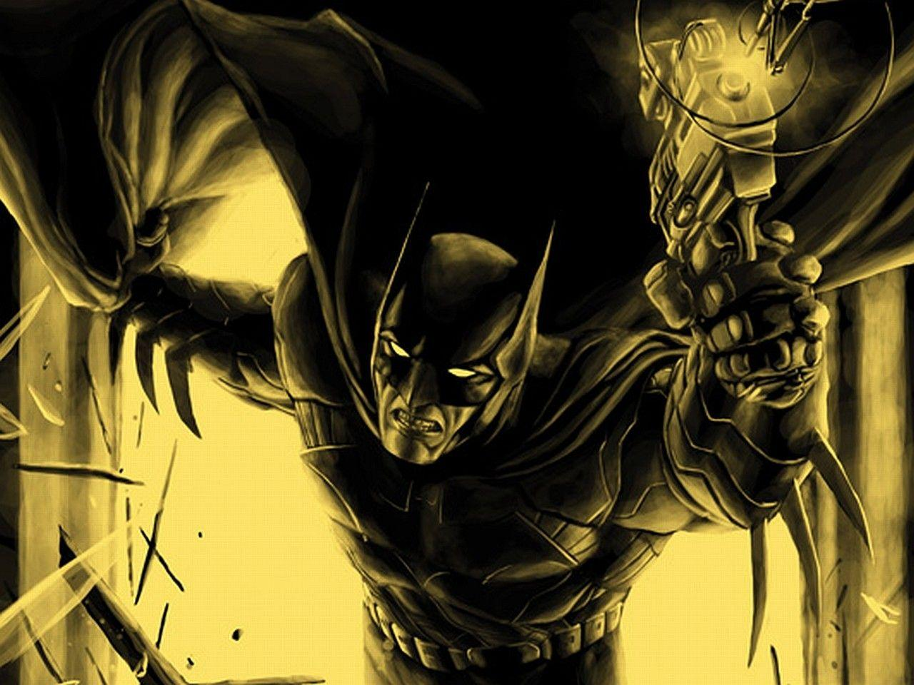 Batman Comics Wallpapers 56190 Wallpapers