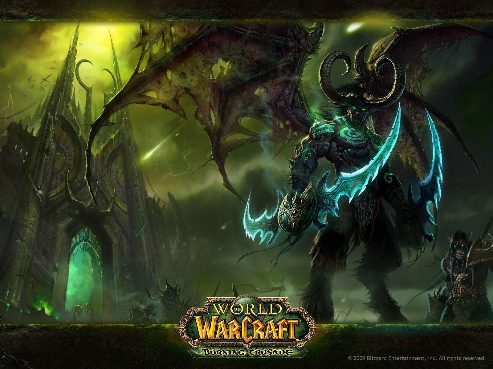 Blizzard Entertainment:World of Warcraft: The Burning Crusade