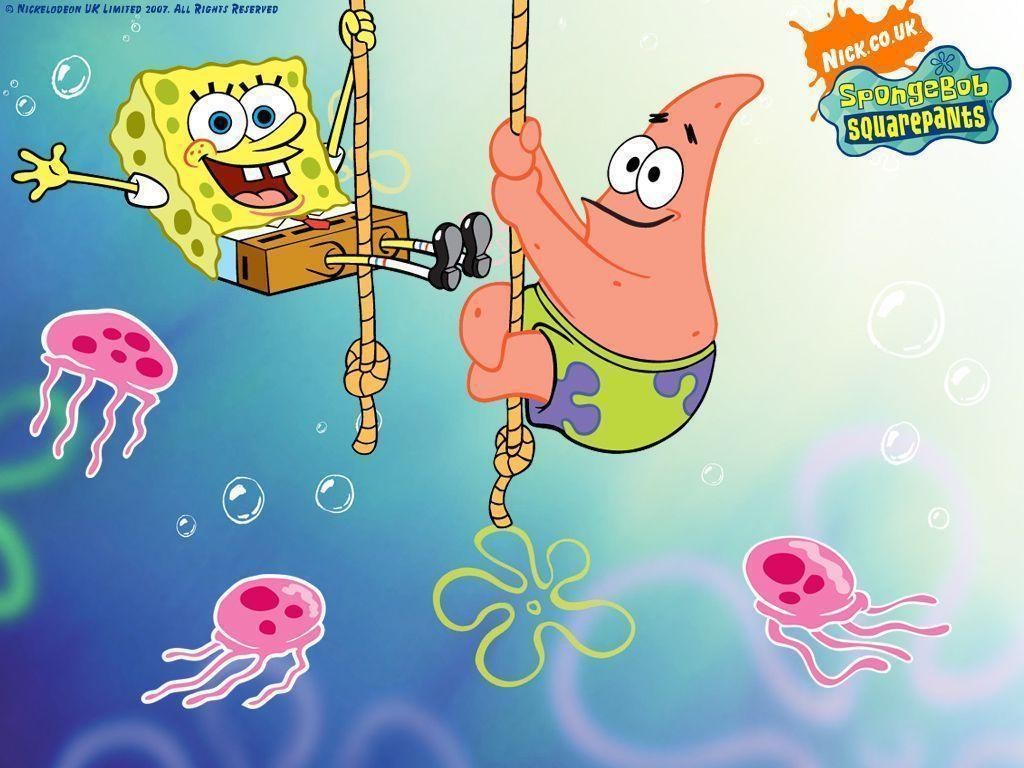 SpongeBob Desktop Wallpapers - Wallpaper Cave