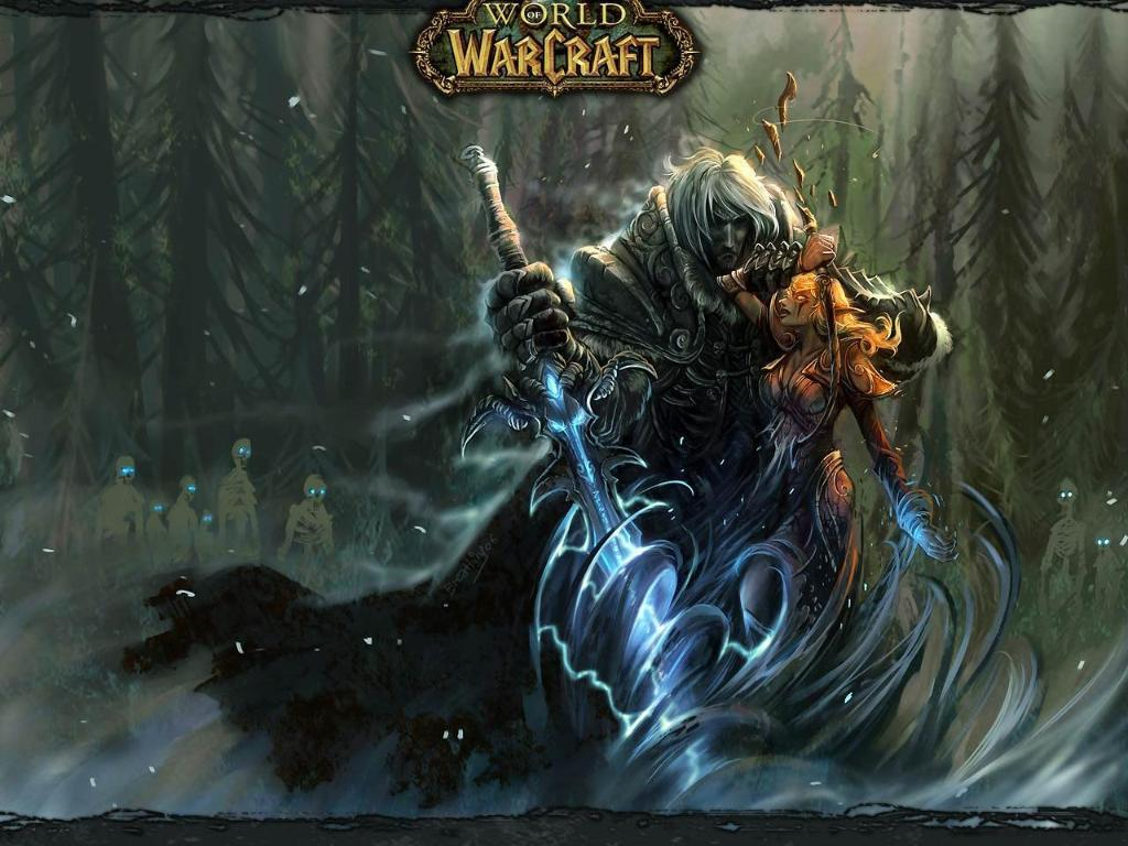World Of Warcraft Backgrounds Wallpaper Cave