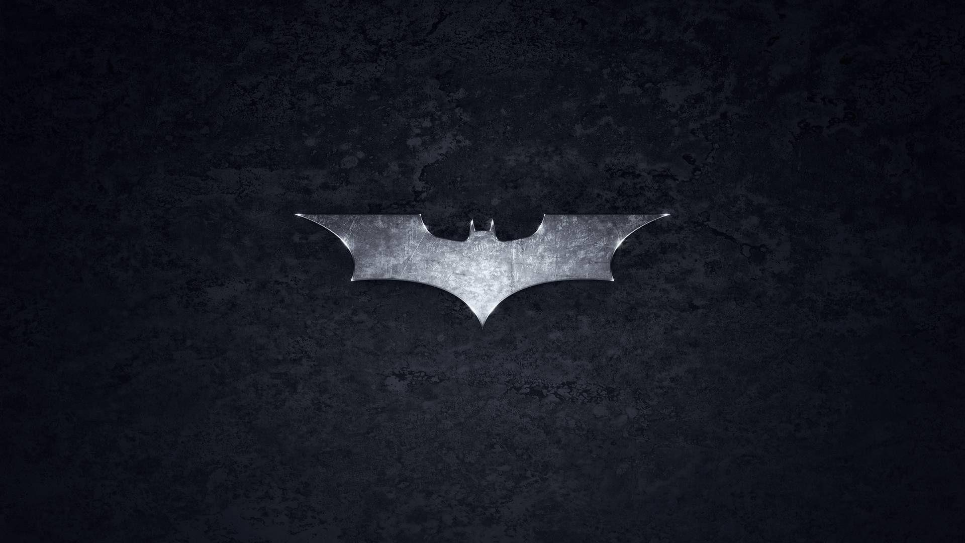 Batman Black Logo 1080p HD Wallpaper | Download APK Here