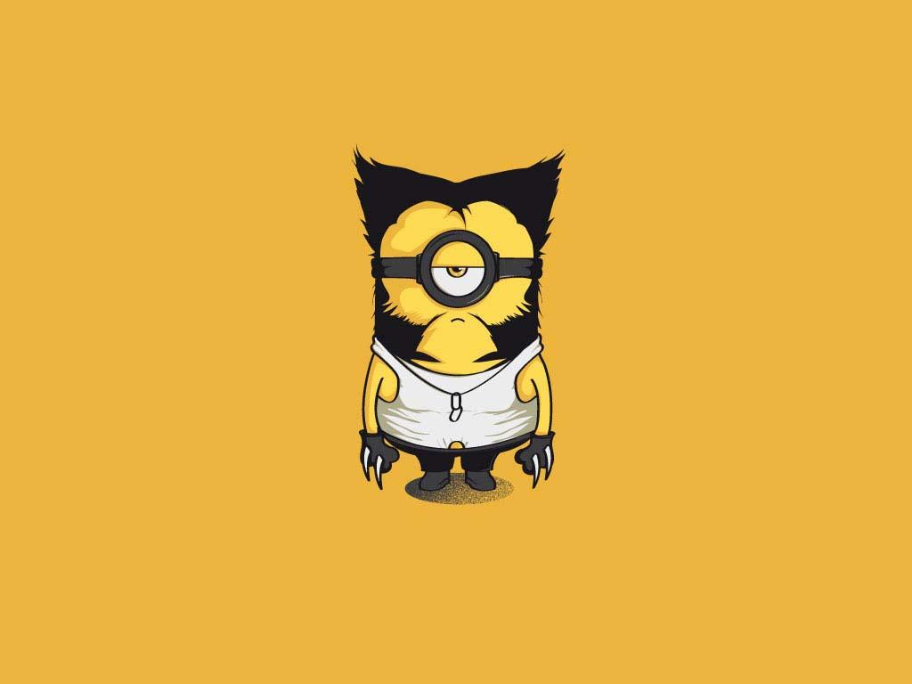 Marvel Minions - Avengers, X-men Minions Wallpapers - SlotsMarvel