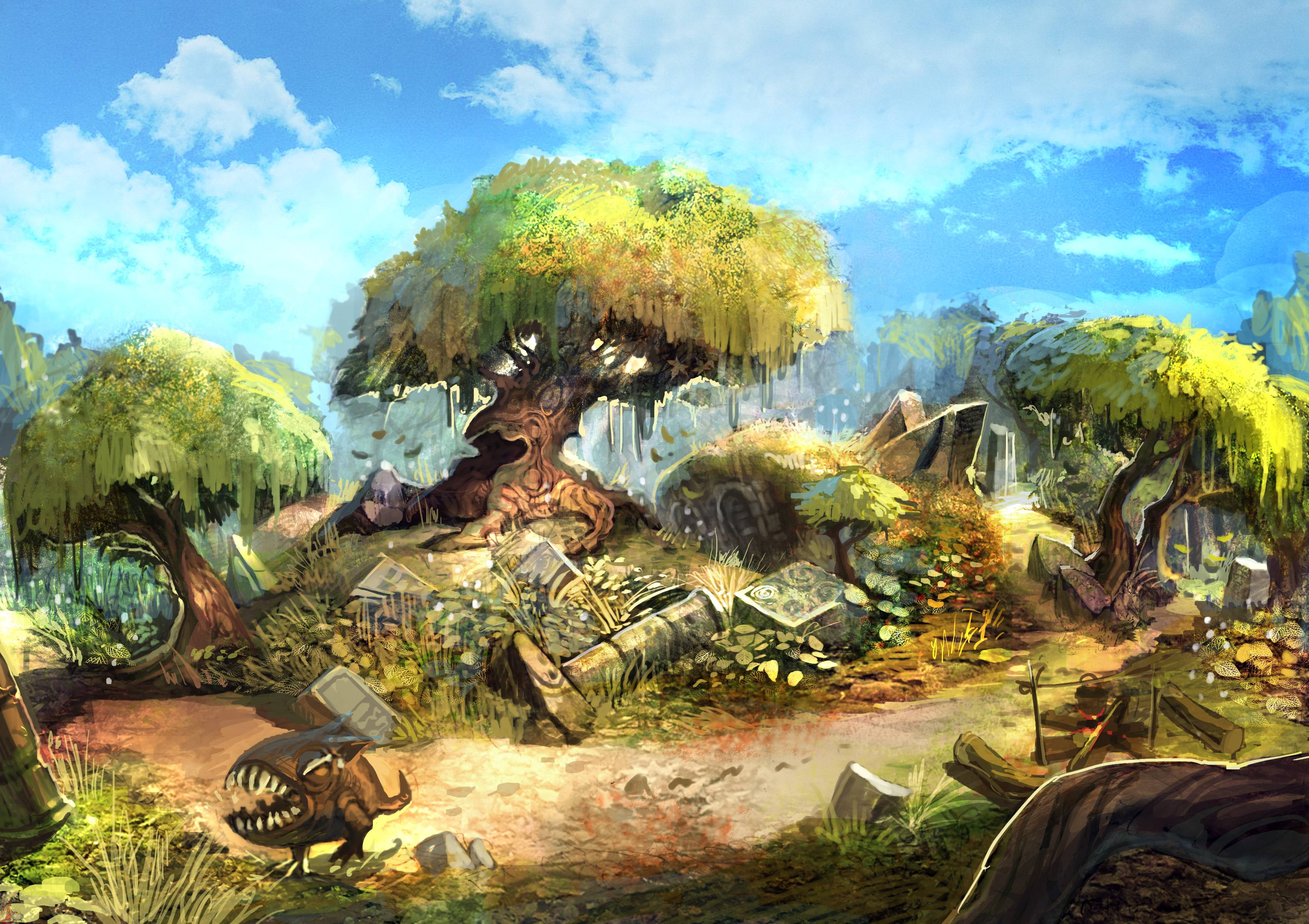 Dragon Nest Wallpapers Kali Empathy Belly San Diego
