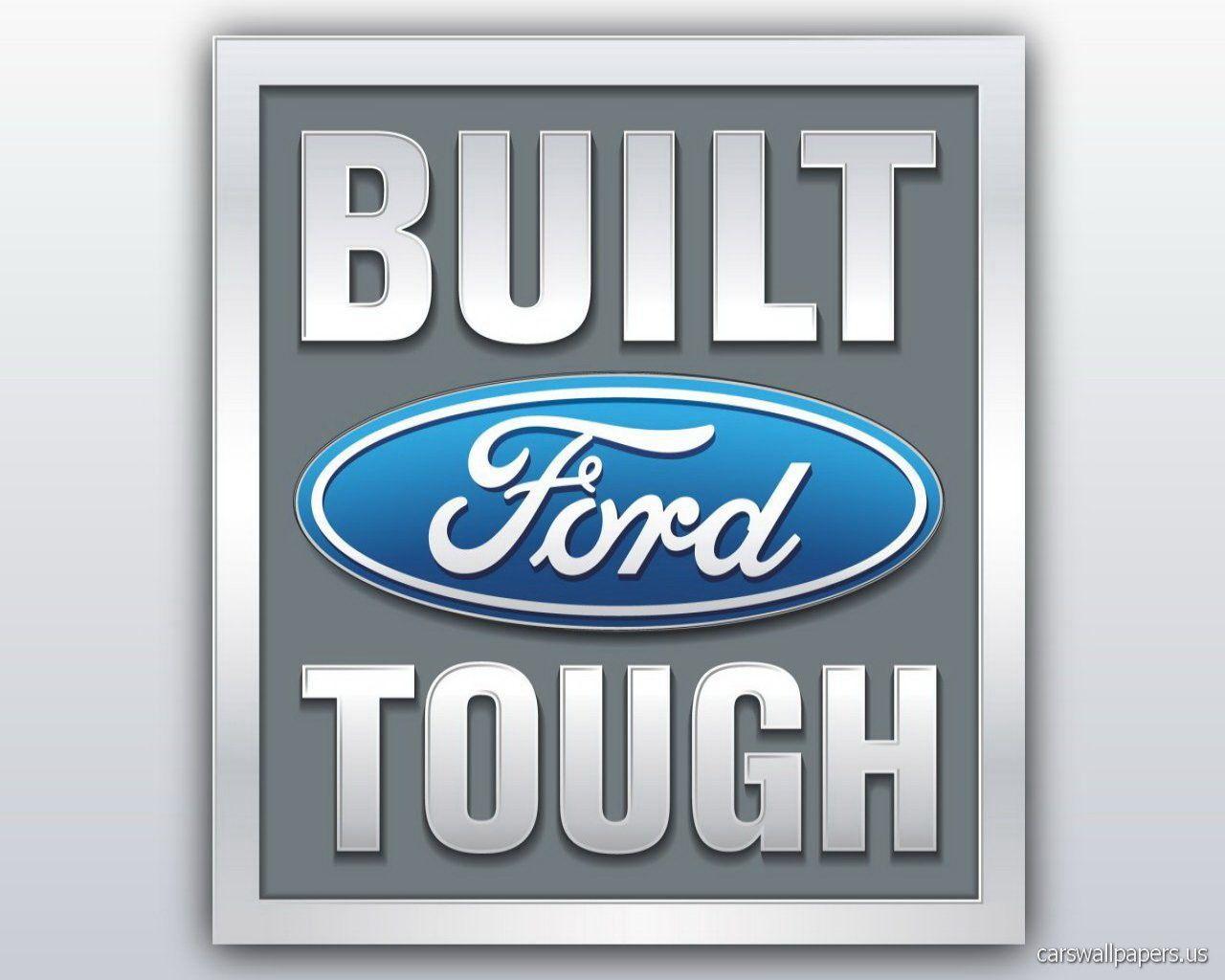 Ford Tough Wallpaper